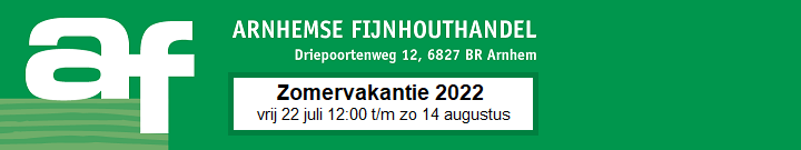 Arnhemse Fijnhouthandel - voor edelhout en edelplaat