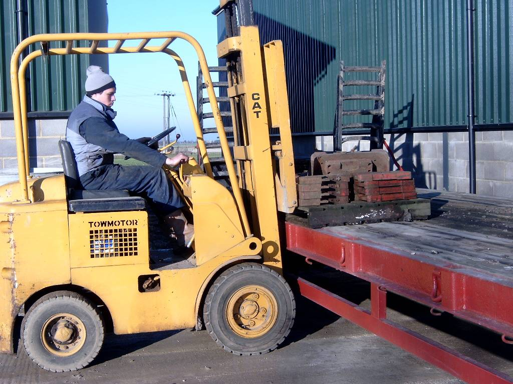 TOWMOTOR forklifts