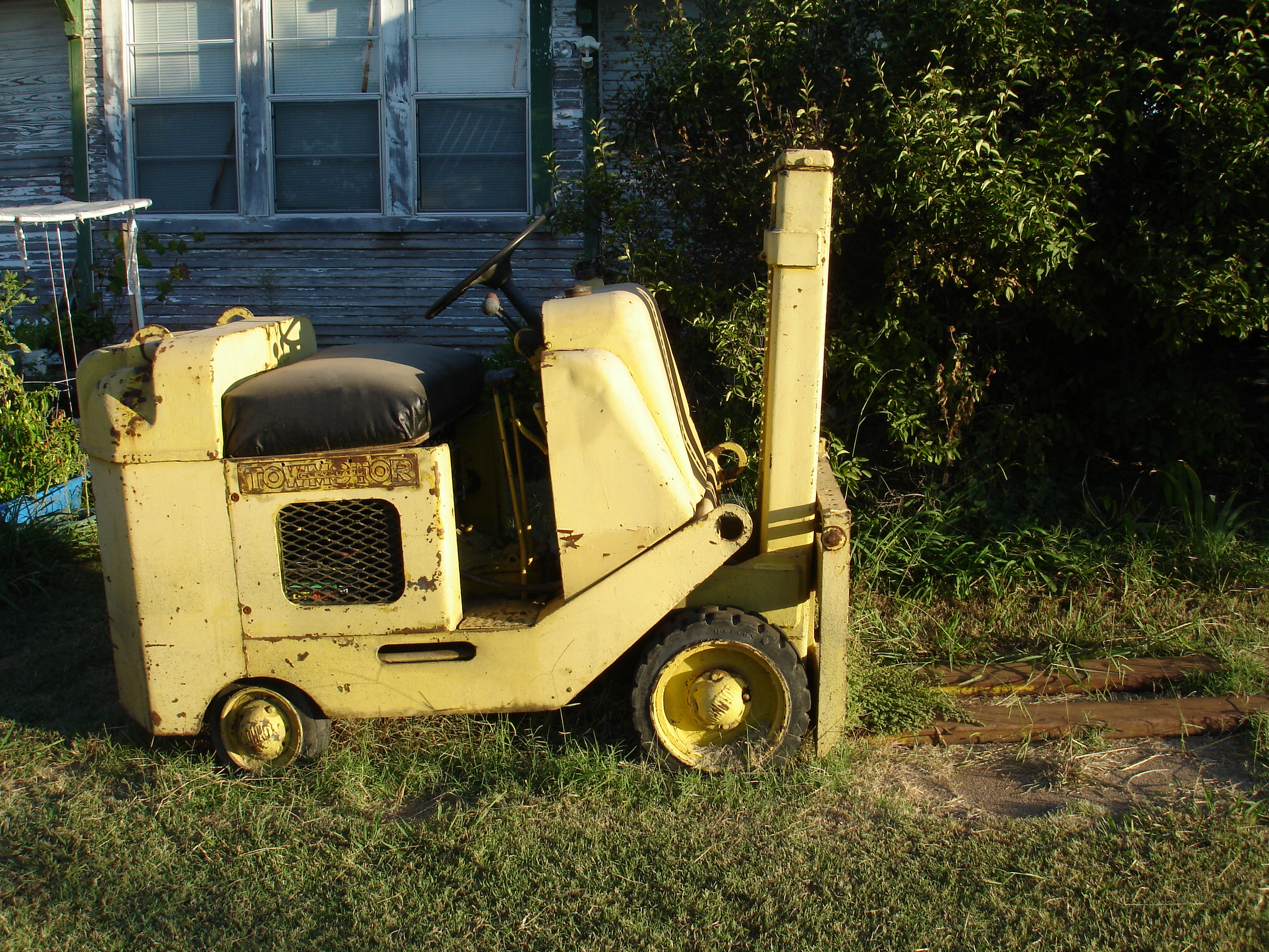 Towmotor Forklifts Tow Motor Tlc Engine Diagram Greetings From Texas Geert