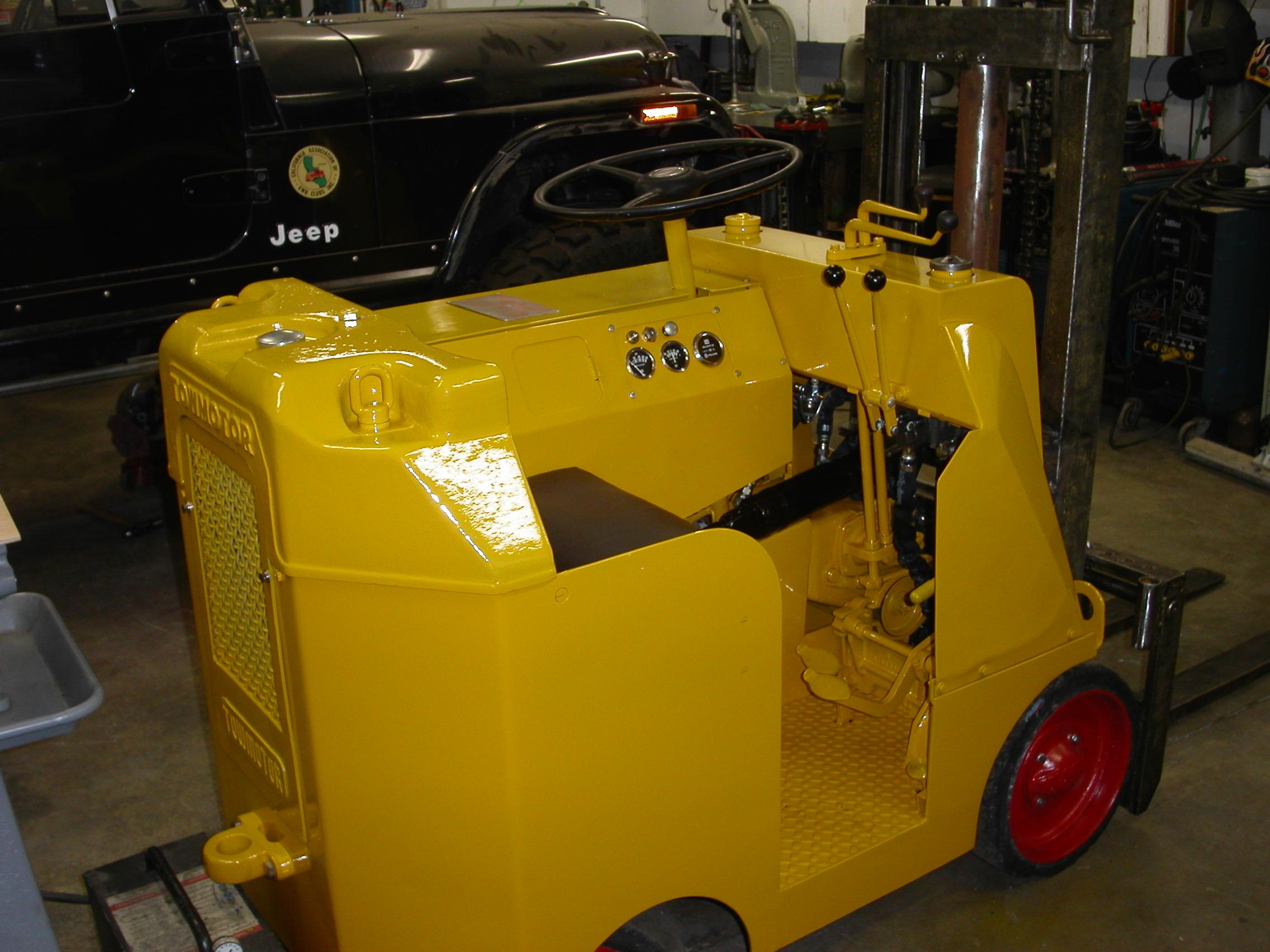Motor Parts Tow Motor Parts