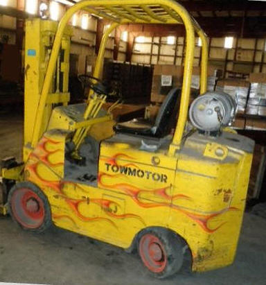 towmotor forklifts tow motor rh af nl Old Caterpillar Forklift Old Caterpillar Forklift Model