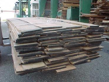 Eiken fineerrestant planken wagenschot fineerresten