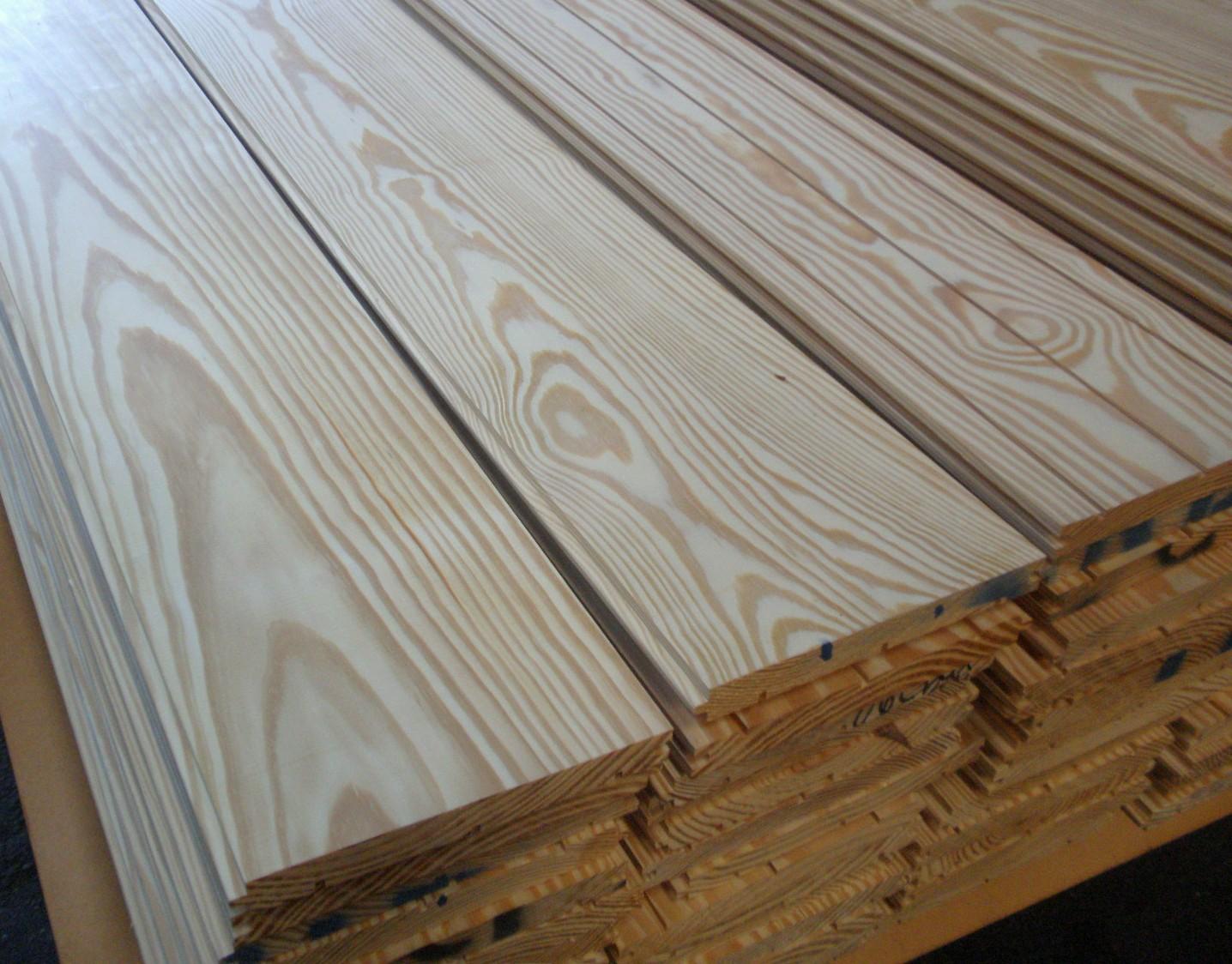 Massief Grenen Vloer : Grenen amerikaans yellow pine