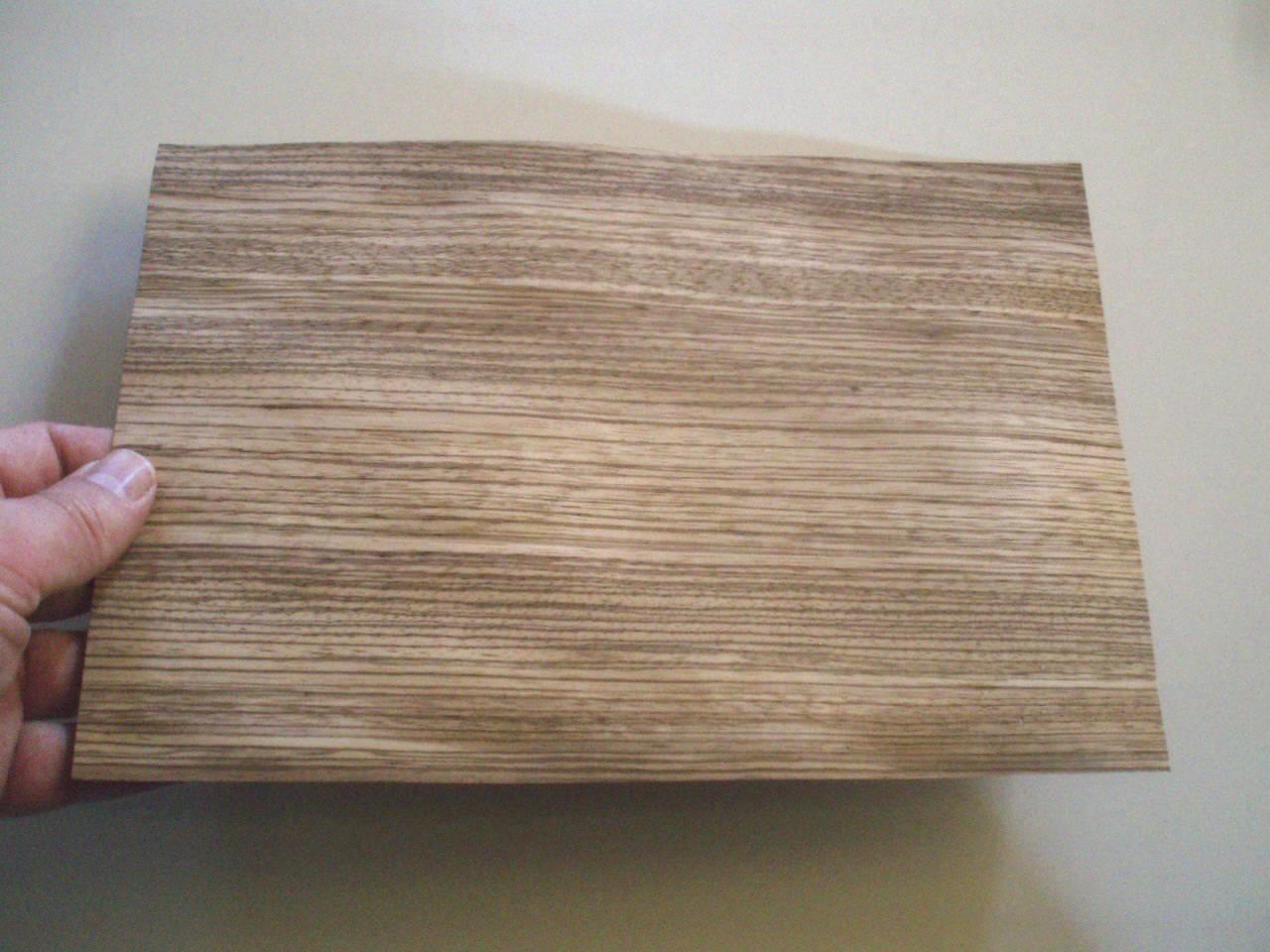zebrano fineer zebrano is ook leverbaar als fineer en in