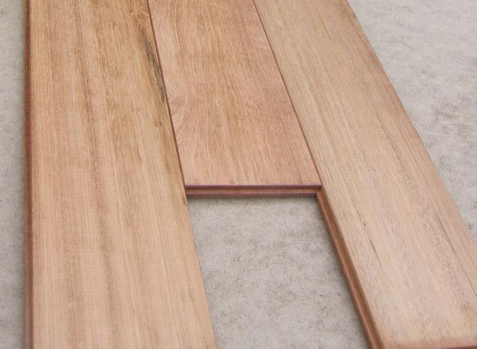 Vloerplanken jatoba vloerdelen breed