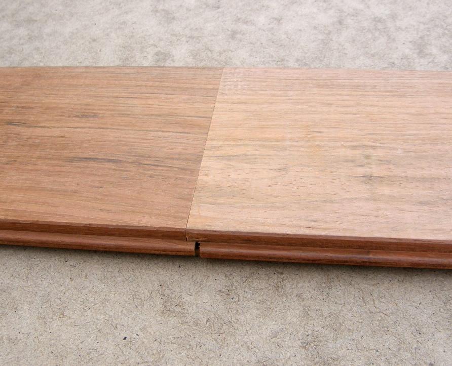massief vloerhout: instrukties mbt leggen van een massief houten vloer