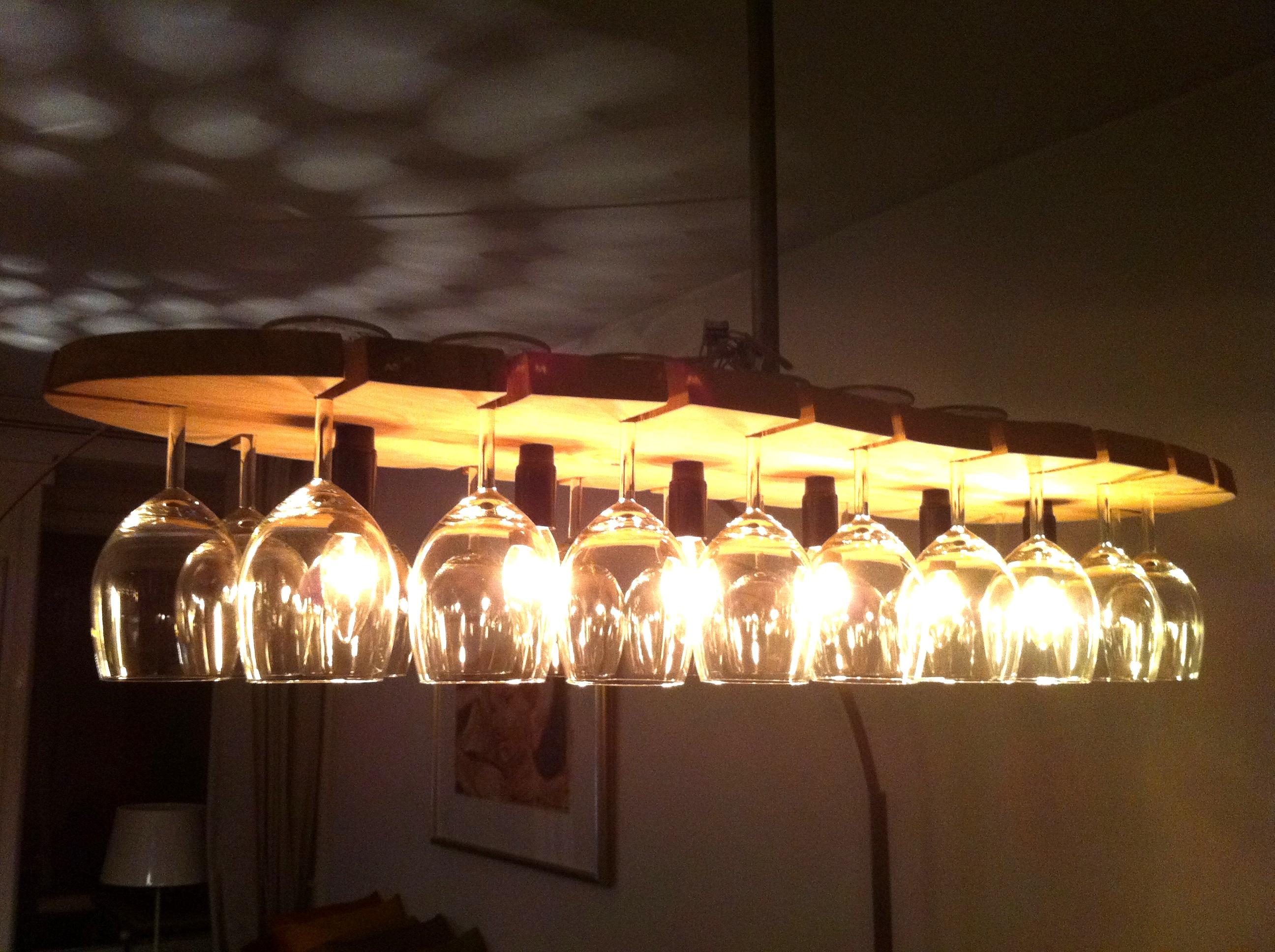 Slaapkamer lamp: bamboe hanglamp naturel xl. or iginele lamp van ...