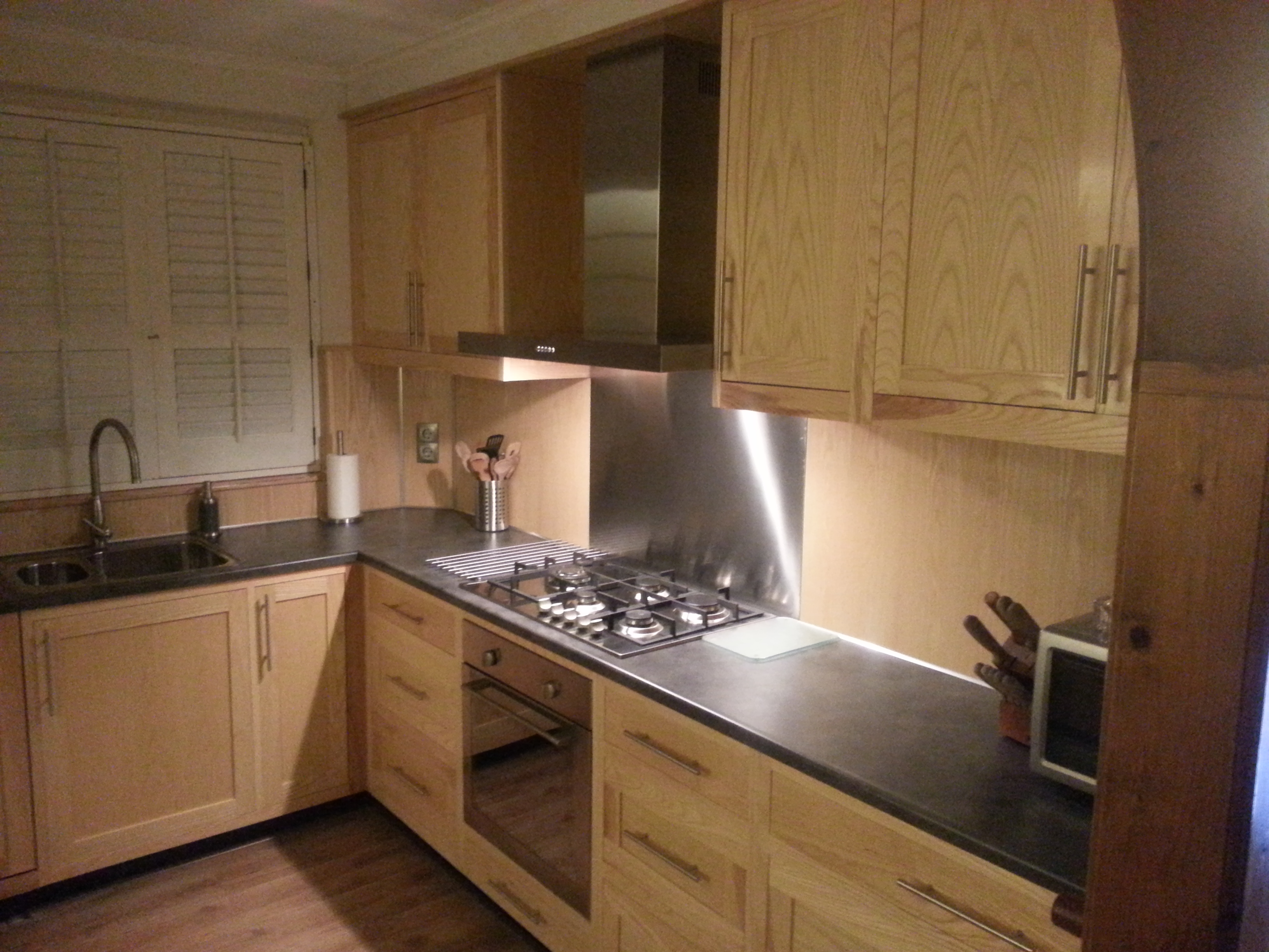 Keukendeur Maken : Interieurs en meubelementen