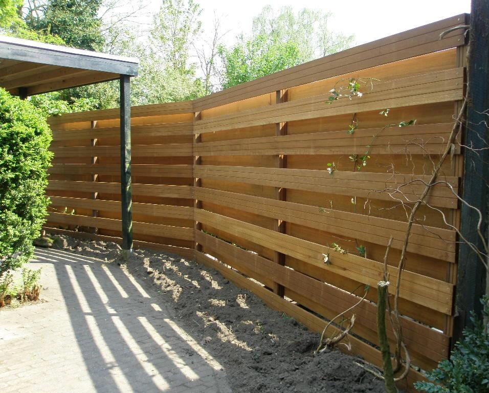 Schutting hout praxis loungeset 2017 for Schutting tuin